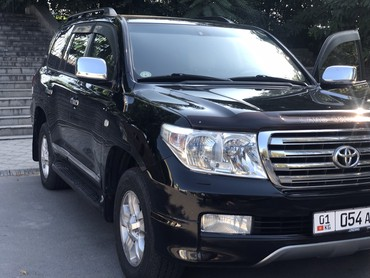 Toyota Land Cruiser 2011 в Бишкек