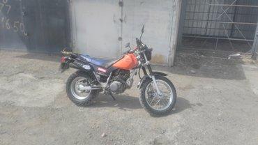 Продаю или меняю  мотоцик yamaha tw200  . По всем вопросам звонить. в Бишкек