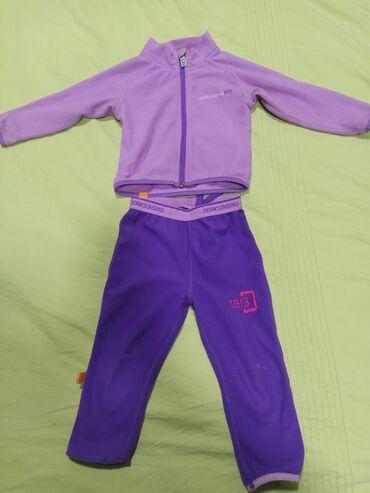 Другие детские вещи - Мыкан: Термо костюм 2-3 года Dodrikson 1913