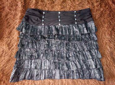 Юбки - Сокулук: Продаю юбку. Размер 48-50. В отличном состоянии. Сокулук