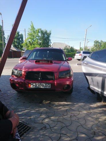 Субару форестер. Турбо. В отличном в Бишкек