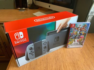 NINTENDO SWITCH Neon Blue and Red Joy σε Astros