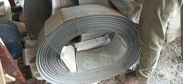 услуги фрезеровщика в Кыргызстан: Продаем металл для жестянщиков Толщина 0,4-0,45ммШирина от 20-25смВес
