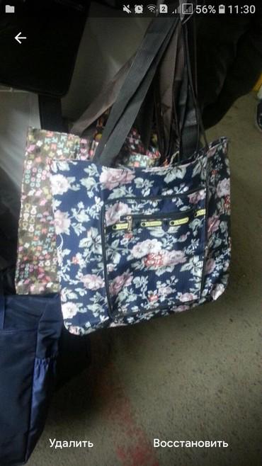 сумка два в одном в Кыргызстан: Сумка и сумочка два в одном очень удобные. новые остатки от товара