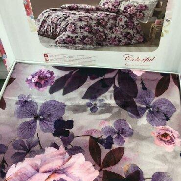 2-спальное-постельное-белье в Кыргызстан: Продаю 2х спальное Турецкое новое постельное белье фирма Tac