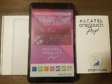 alcatel one touch - Azərbaycan: Alcatel One Touch Tab 8.0 P320X Pop 8Бренд Alcatel№-Модели One Touch