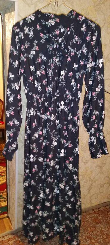 Платье на лето в отличном состоянии, 48 размера