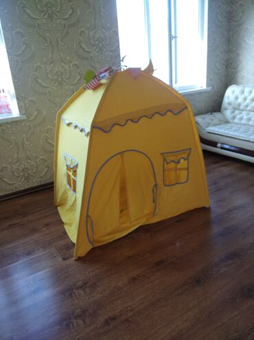 Детский мир - Дачное (ГЭС-5): Палатка детская очень уютная
