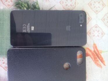 Электроника в Тауз: Б/у Xiaomi Mi 8 Lite 128 ГБ Черный