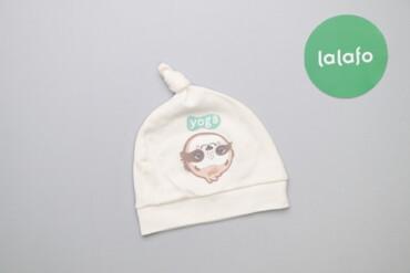 Дитяча шапочка з вузликом     Довжина: 16 см Ширина: 18 см  Стан гарни