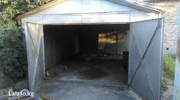 Продам гараж 4х6 самовывоз в хорошем состоянии разборный в Лебединовка