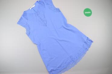 Рубашки и блузы - Цвет: Голубой - Киев: Жіноча подовжена блуза Jadone Fashion, p. M    Довжина: 83 см Напівобх