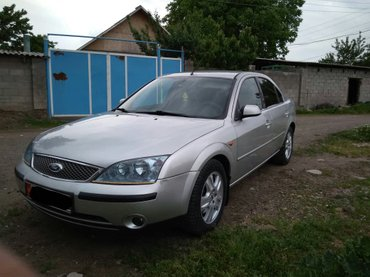 Ford Mondeo 2001 in Лебединовка
