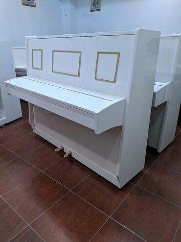 Пианино, фортепиано - Азербайджан: Bakida-Gəncədə Pianolar satilir