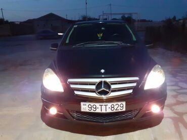 mersedes 709 - Azərbaycan: Mercedes-Benz B 180 1.8 l. 2011   146200 km