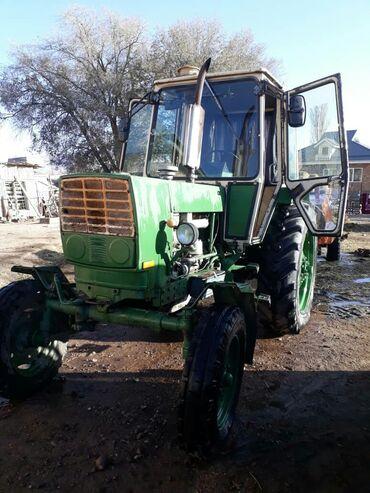 Юмз - Кыргызстан: Юмз трактор сатылат абалы жакшы шаймандары жок 250000 Нарын об Кочкор