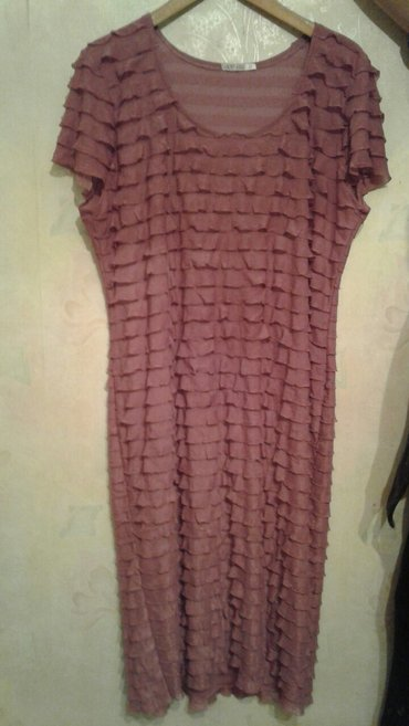 Платье подойдет на 48. 50 52р подарили размер не подошел из германии. в Бишкек