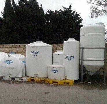 Bakı şəhərində Su canlari