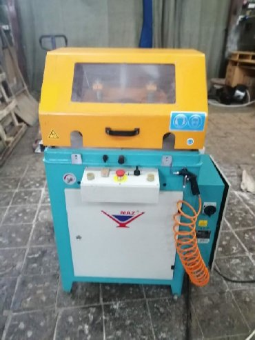 станки в Кыргызстан: Продаю станки для производства пластиковых и алюминиевых окон б/у все