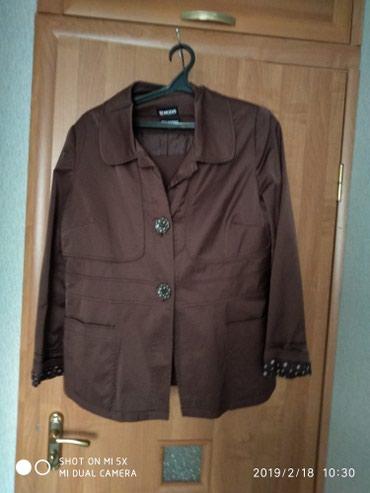 Продаю пиджак и блузу - комплект. Очень красивый стильный образ!!!! в Бишкек