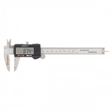 Штангенциркуль электронный 150 мм.Штангенциркуль изготовлен из