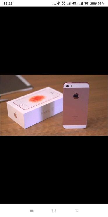 Продаю Apple iphone 5 se, 64 gb. touch работает, в Бишкек