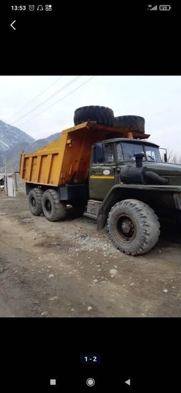 chery tiggo запчасти в Кыргызстан: Урал самасвал хтс 4 колеса +раздаточные каробка впридачу много и