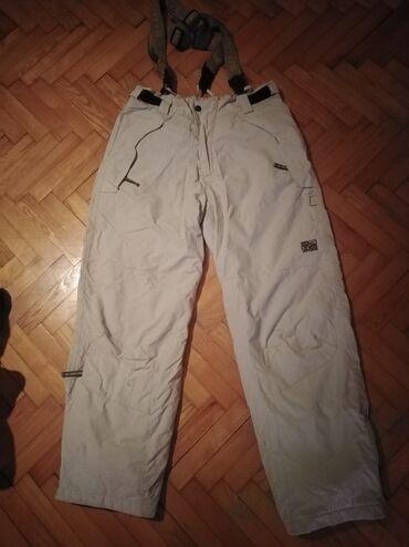 Muska jakna 48 - Srbija: SKIJASKE muske pantalone, kao NOVE!!! Nemaju nikakvo ostecenje. Vel