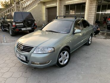 Nissan - Кыргызстан: Nissan Almera Classic 1.6 л. 2007 | 220000 км