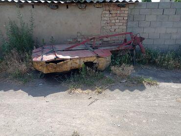 Другой транспорт в Ак-Джол: Роторная косилка