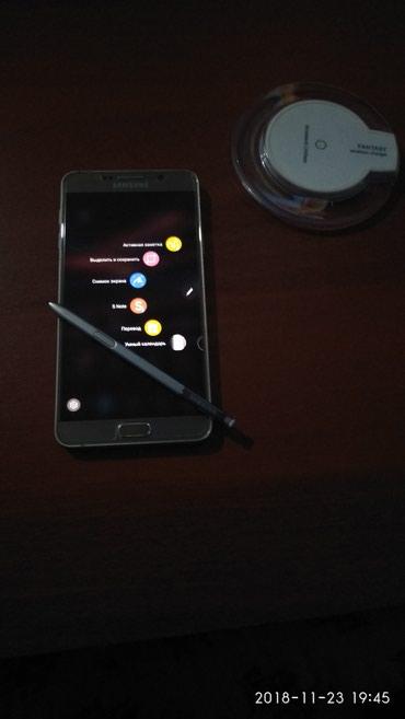 Samsung galaxy note 5 в Бишкек