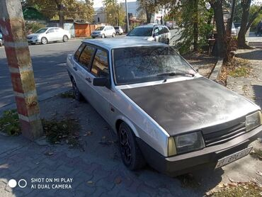 lada jellada в Кыргызстан: ВАЗ (ЛАДА) 21099 1.5 л. 2002