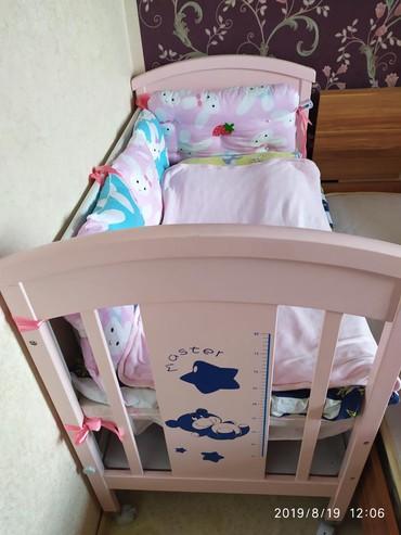 Кроватка детская в отличном в Бишкек