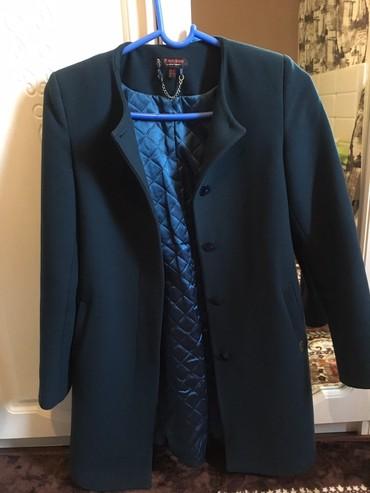 Турецкое кашемировое пальто сос.как новое так как одето мало,размер