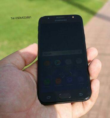 Электроника в Агдам: Б/у Samsung Galaxy J3 2018 Черный