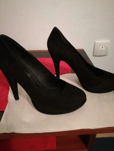Jednom.obuvene salonke br37kupljene u nemackoj skupo placene ali - Batajnica