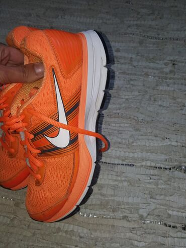 NIKE original patike iz inostranstva bez ostecenja Nike zoom + pegasus