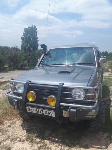 Транспорт - Кашка-Суу: Mitsubishi Pajero 2.8 л. 1994