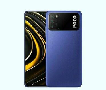 Жаңы Xiaomi Poco X3 64 GB көк