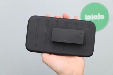 Протиударний чохол-бампер на телефон    Колір: чорний Довжина: 15 см Ш