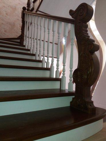 Лестницы двери в Бишкек