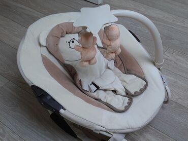 Njihalica - Srbija: HAUCK njihalica za bebe. Malo koriscena, u odlicnom stanju cemu