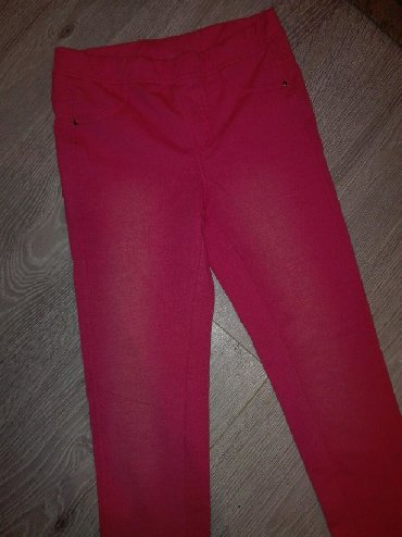 Bele-helanke - Srbija: Helanke pantalone kao nove Velicina 122