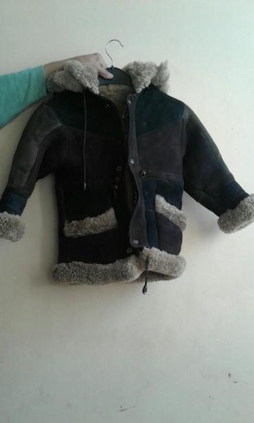Детский мир - Милянфан: Продаю детскую дубленку. в хорошем состоянии. возраст на 2-3 года