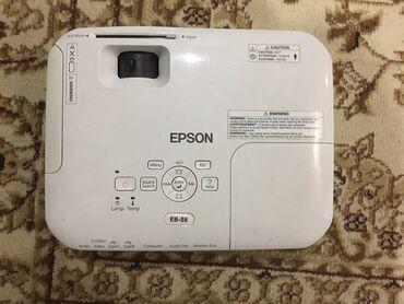 проектор-домашний-кинотеатр в Кыргызстан: Продается процессор EPSON EB-S8 в отличном состоянии what's app