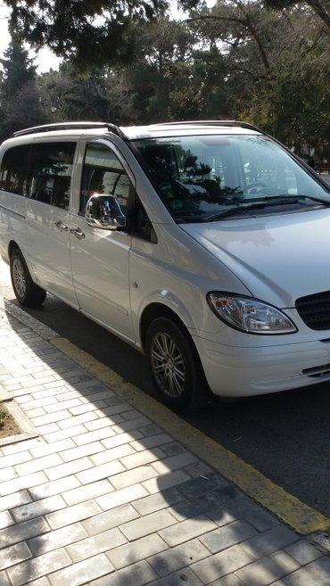 Bakı şəhərində Mercedes-Benz Vito 2007