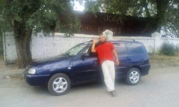 Volkswagen Polo 2002 в Бишкек