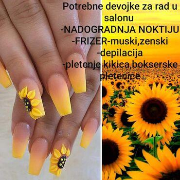 Salon lepote - Srbija: Tehnicar za nokte