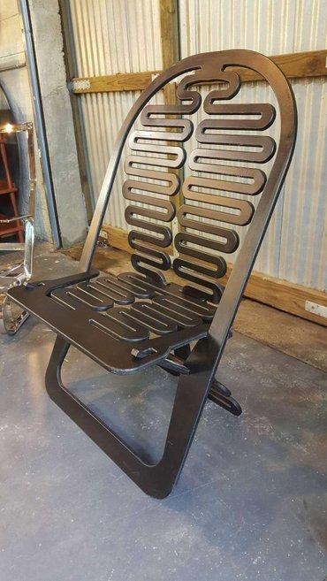 Дизайнерские стулья из фанеры. Гибкие в Бишкек