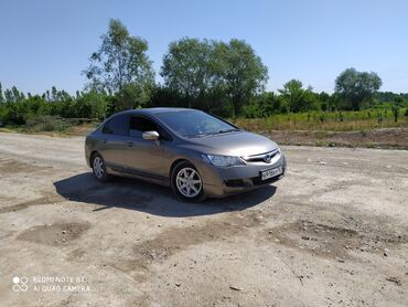 Honda Civic 1.8 л. 2008 | 194 км